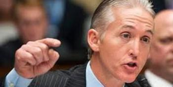 Trey Gowdy Retiring To Spend More Time...