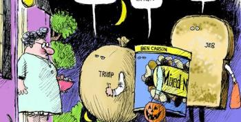 Open Thread - Trick Or Treat