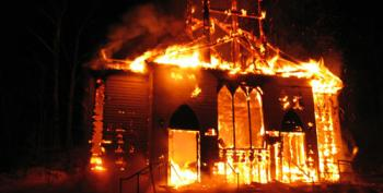 5 African-American Churches Around Ferguson Burned By Arsonists