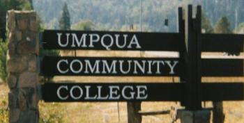 Umpqua Community College Shooter Identified