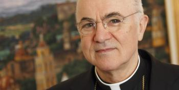 Archbishop Who Arranged Pope Meeting With Davis Likely To Be Removed