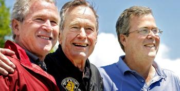 The Poppy Bush Biography: Nobody In Jeb's Campaign Could Have Predicted