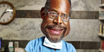 Ben Carson Caught In Big Lie About West Point Scholarship - UPDATED