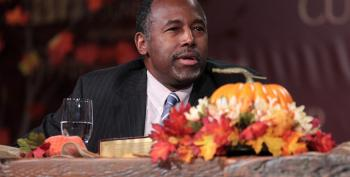 Carson Goes To Jordan To Meet Syrian Refugees, Says They Should Stay There