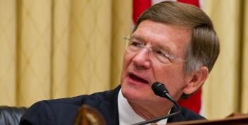 House Science Chair Lamar Smith Goes After NOAA's Climate Findings