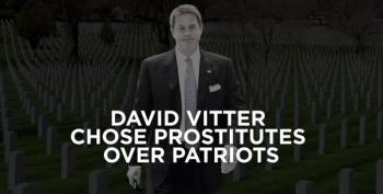 David Vitter Goes Down In Louisiana To John Bel Edwards