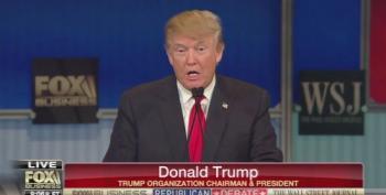 Donald Trump Calls U.S. Wages Too High