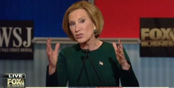Carly Fiorina Comes Unglued Over The CFPB