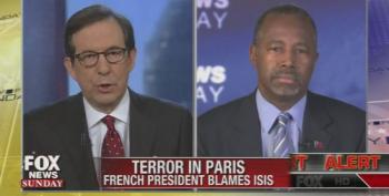 Ben Carson Can't Name Any Of Our Allies For His International Coalition