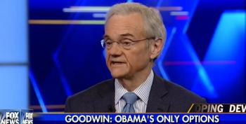 Wingnut Michael Goodwin Says Obama Trusts No One But Himself
