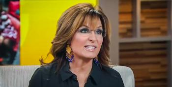 Palin: I'll Run For Office When God Tells Me America Is 'Ready For Someone Going Rogue'