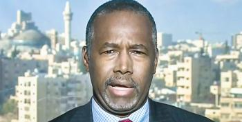 Ben Carson's Syria Solution: Use The Money Spent On 'Halloween Candy' To Pay For Refugee Camps
