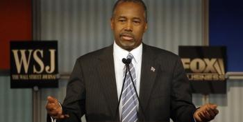 Fox Debate On Economy Makes Time To Help Ben Carson Play The Liberal-Media Victim