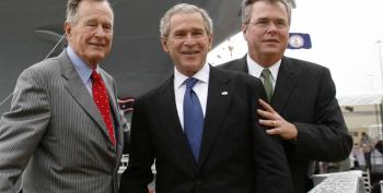Politix Update: Poppy Bush Tells It Like It Is, But Many Years Too Late To Matter