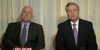 Graham And McCain Call For 10,000 American Ground Troops To Fight ISIS