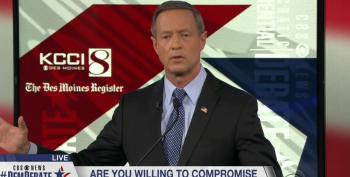 O'Malley Whacks 'Immigrant-Bashing Carnival-Barker' Donald Trump On Immigration