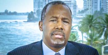 Dr. Ben Carson: Addiction Occurs 'In People Who Are Vulnerable, Who Are Lacking Something'