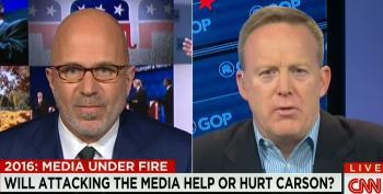Smerconish Tells Sean Spicer Living In A Fox News Bubble Won't Win Presidency