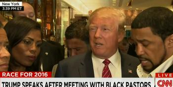 Donald Trump Blasts Back At Chris Christie: 'He Was Very Weak The Other Day'
