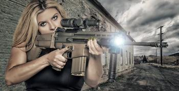 Nevada's Ammosexual Fiore Blames Paris Casualties On Gun Control