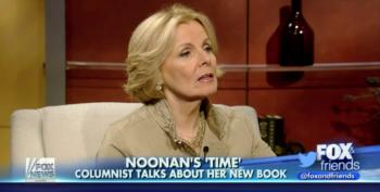 Peggy Noonan Reminisces About The America She Helped Destroy
