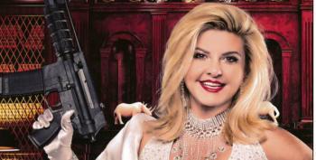 Assault Rifle Calendar Girl Michele Fiore To Run For Congress