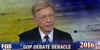 George Will Wants Someone Sympathetic To Republicans To Host Their Debates