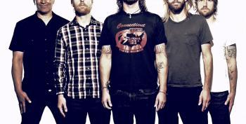 Foo Fighters Cancel European Tour After Paris Attacks