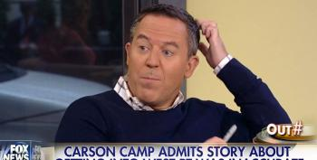 Fox's Greg Gutfeld Defends Ben Carson's West Point Fabrication: It's Not A Deliberate Lie Like Benghazi