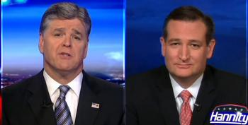 Cruz Uses Syrian Refugee Crisis As Excuse To Call President Obama A 'Radical'