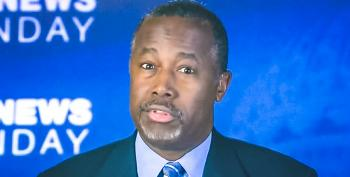 Ben Carson: Anyone With 'Big Frontal Lobes' Knows That Syrian Refugees Should Be Banned