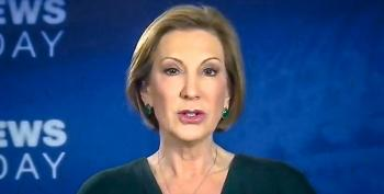 Carly Fiorina: Nobody Mocks Hillary Clinton's Appearance