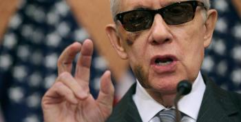 Harry Reid Rips MSNBC For Their Fawning Koch Brothers Interview