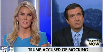 Fox's Kurtz Admits Trump 'Stepped Over The Line' Mocking Disabled NYT's Journalist