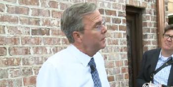 Jeb Bush Says You Can Tell A 'Christian Syrian' By Their Papers!
