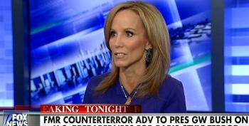 Former Bushie Fran Townsend Attacks Obama For 'Playing Defense' On Terrorism