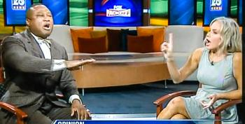 Activist Shuts Down White Texas GOPer On Live TV For Blaming Bad Cops On  'Black Culture'