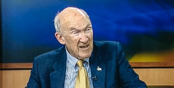 Alan Simpson Slams 'Hypocrite' Companies For Making Billions While Opposing $15 Min. Wage