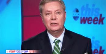 Lindsey Graham Smacks Down John Kasich's Middle East 'Judeo-Christian Agency' Idea