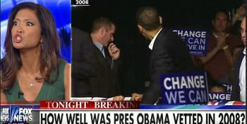 Malkin And Megyn Kelly Push The Myth That Obama Wasn't Vetted