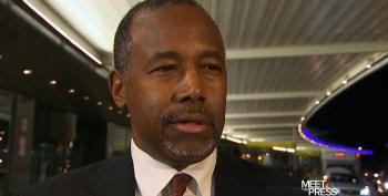 Carson Blames 'Attacks' On 'Secular Progressive Movement' Being Afraid Of Him