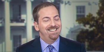 Chuck Todd Finally Calls Out Trump: 'Just Because Somebody Repeats It Doesn't Make It True'