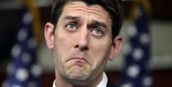 Paul Ryan's Honeymoon As Speaker Is Over