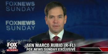 Rubio: Paris Attacks Are A 'Positive Development' Because Fear Benefits Republicans