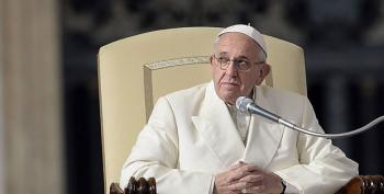 Pope Francis Warns Against Rulers 'Like Hitler'
