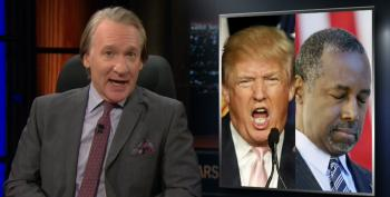 Bill Maher Hits The Republicans For Wanting A Political Neophyte For President