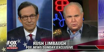 Fox News Sunday's Embarrassing Rush Limbaugh Appearance