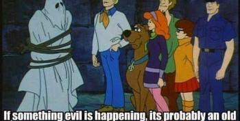 Open Thread: Scooby-Doo's Lessons
