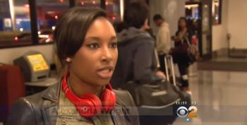 Group Of Black Passengers Kicked Off Spirit Airlines Complain Of Discrimination