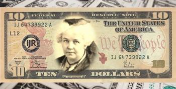She Was Born 200 Years Ago Today, And Should Be On The $10 Bill